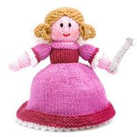Good and Bad Fairies Topsy-Turvy Knitted Doll Yarn Pack