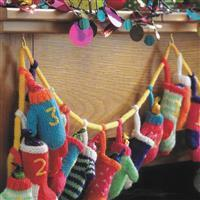 Advent Garland Knitting Kit