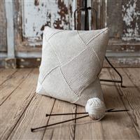 Rowan Erica Knight Indoors Trellis Stitch Cushion Yarn Pack