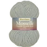 Marriner Pebble Mosselle Chenille Style DK Yarn 100g
