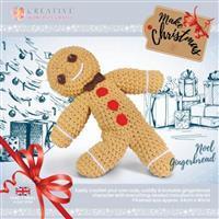 Knitty Critters Noel Gingerbread Man Kit