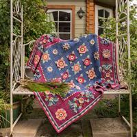 The Fruit Garden Crochet Blanket Book by Jane Crowfoot