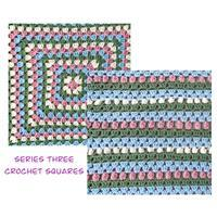 The Crafty Co Crochet Series Three BOM Blanket Kit