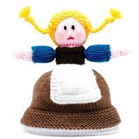 Cinderella Topsy-Turvy  Knitted Doll Yarn Pack