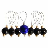 YARN LANE LOVES Zooni: Bead Stitch Markers: Bluebell