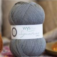 WYS Poppy Seed Signature 4 Ply Yarn 100g