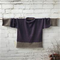 In The Wool Shed Sloe Gin Sloppy Joe 21 Sweater Kit