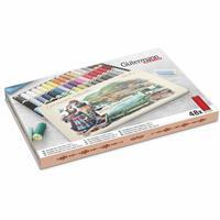 Gütermann Sew-All Nostalgic 1895 Thread Box Assorted Shades 48 x 100m