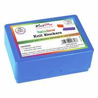 YARN LANE LOVES: Knit Pro Rainbow Knit Blockers: Pack of 20