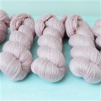 Woolly Chic Pink HeartSpun 4 Ply Yarn 100g