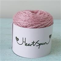 Woolly Chic PinkHeartSpun 4 Ply Yarn 25g