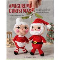 Amigurumi Christmas Book by Sarah-Jane Hicks SAVE 20%