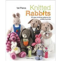Knitted Rabbits Book By Val Pierce SAVE 20%