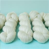Woolly Chic Natural HeartSpun 4 Ply Yarn 100g