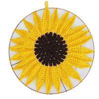 Woolly Chic Sunflower Dreamcatcher kit