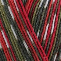 WYS Holly Berry Signature 4 ply yarn 100g