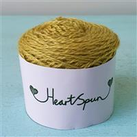 Woolly Chic Fern Green HeartSpun 4 Ply Yarn 25g