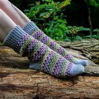 Anna Nikipirowicz Latchmore Sock Pattern