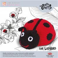 Knitty Critters Evie Ladybird Kit