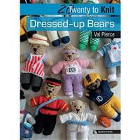 20 to Knit: Dressed-up Bears Book by Val Pierce SAVE 20%