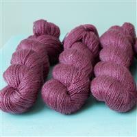 Woolly Chic Raspberry HeartSpun 4 Ply Yarn 100g