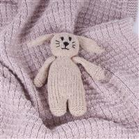 Wool Couture Earth Woodland Bunny Knitting Kit