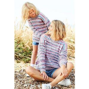 Stylecraft You & Me Ava Child's Jacket Cardigan or Sweater Kit
