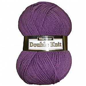 Marriner DK Yarn Violet 100g