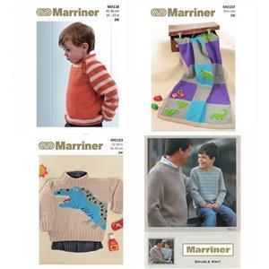 Children's Knitting Pattern Bundle SAVE 24%
