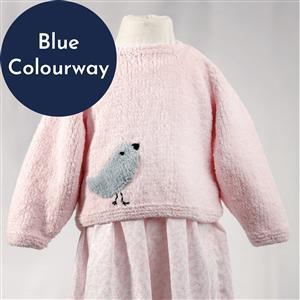 Marriner  Blue Bird Baby Jumper Kit