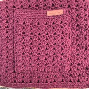 Adventures in Crafting Bordeaux Pocket Scarf Kit