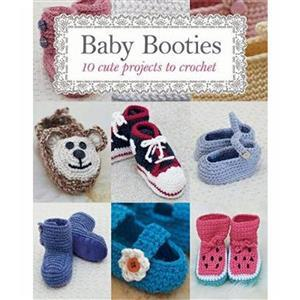 Baby Booties Booklet by Susie Johns SAVE 30%