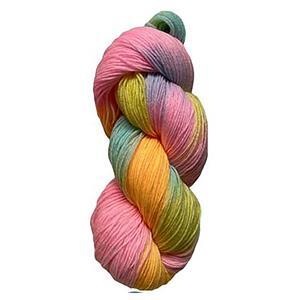Twink Knits Fruit Pastel 4 ply yarn 100g hank