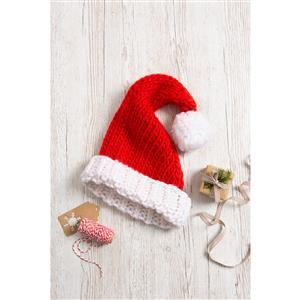 Wool Couture Christmas Hat Knitting Kit