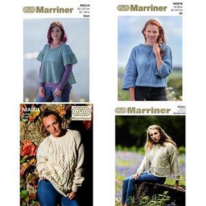 Ladies' Knitting Pattern Bundle SAVE 24%