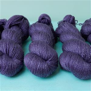 Woolly Chic HeartSpun 4 Ply Yarn 100g Purple