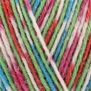 WYS Fairy Lights Sparkle Signature 4 ply yarn 100g