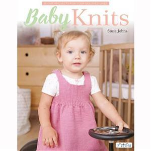 Baby Knits Book by Susie Johns