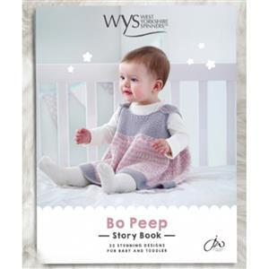 West Yorkshire Spinners Bo Peep - Story Book – DK Pattern Book