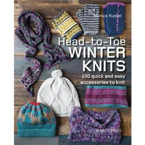 Head-to-Toe Winter Knits Book by Monica Russel SAVE 20%