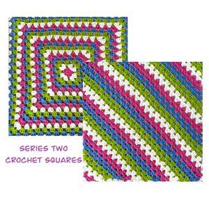 The Crafty Co Crochet Series Two BOM Blanket Kit