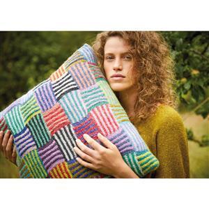 Kaffe Fassett Jaunty Weave Cushion Kit