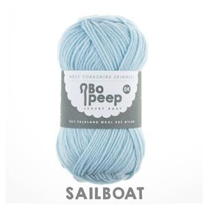WYS Bo Peep  Luxury Baby - 4 Ply Sailboat
