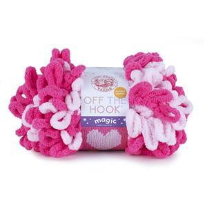 Off The Hook Magic Heart Wool Pack Of 3