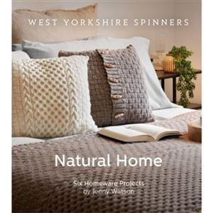 WYS Fleece Natural Home Pattern Book