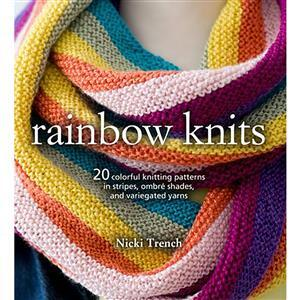 Rainbow Knits Book by Nicki Trench