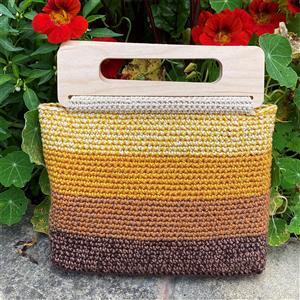 Cool Wool Golden Brown Ombre Bag Kit