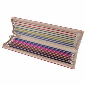Zing Knitting Pins Single-Ended Set 40cm