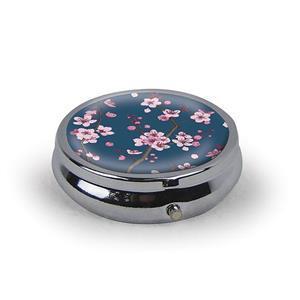 Oriental Blossom Pill Box