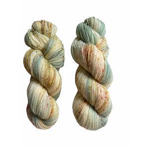 Twink Knits Herb Garden 4 ply yarn 100g hank